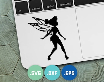 tinkerbell svg, tinkerbell dxf, tinkerbell cut file, tinkerbell eps, fairy svg, fairy dxf, fairy cut file, fairy eps, peter pan svg