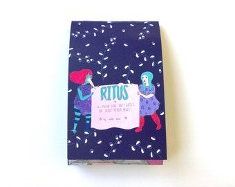 RITUS - illustrated art zine