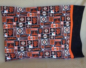 San Francisco Giants Standard Pillowcase