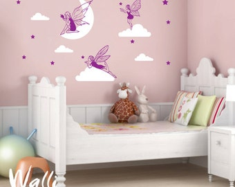 Kids and nursery wall decals –  Forest trees