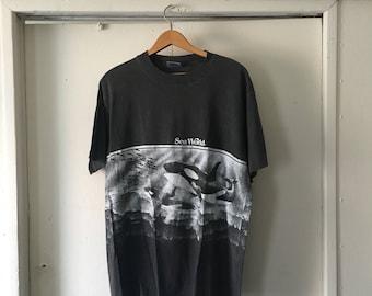 Vintage Sea World t-Shirt