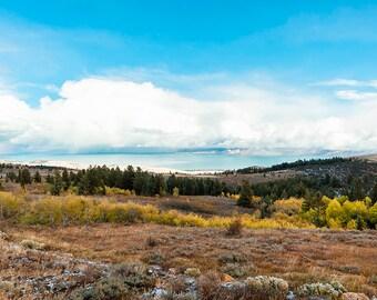 Bear Lake Colors-  Landscape Utah Photography 12x8