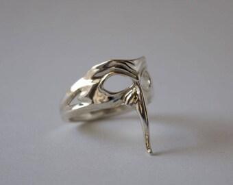 Mask Ring - Zanni