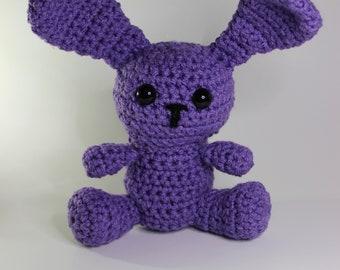 Easter Bunny Purple