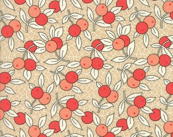 Chestnut Street by Fig Tree Quilts for Moda Fabrics, Chestnut, 2027315
