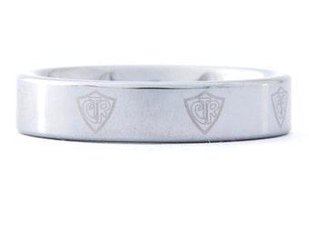Tungsten CTR Ring 5.5mm