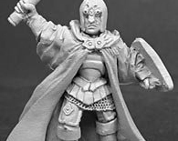 Unthar Godshand - 02032 - Reaper Miniatures