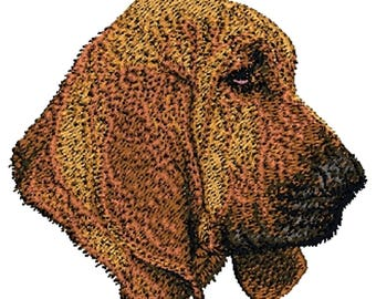 Bloodhound Dog Embroidered Towels, Dog Towels, Personalised Towels, Bloodhound 5
