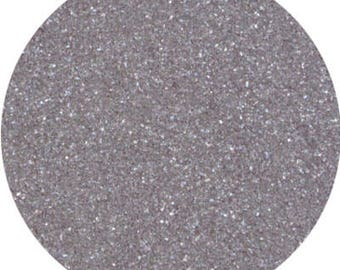 Metallic Silver Sparkling Edible Glitter Dust - 4.5 g jar - for Cupcakes - Cake Pops - Cookies - Cakes - Desserts - Decorating Cake Glitter
