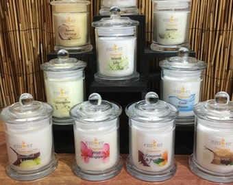 Tropicana Range - By Ember - Coconut Wax Candles
