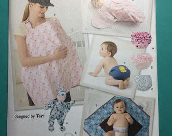 Simlicity Pattern 2165 - Babies Accessories