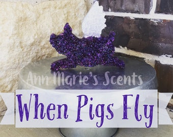 When Pigs Fly Car Scent