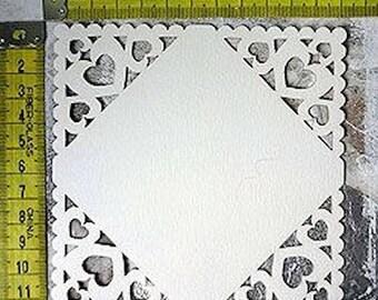 Doilies 149 laser cut paper embellishment