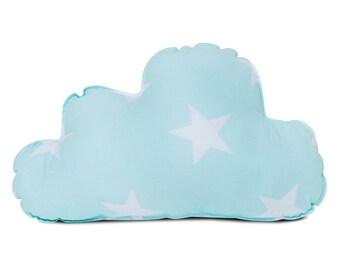 Pillow – Cloud Stars mint
