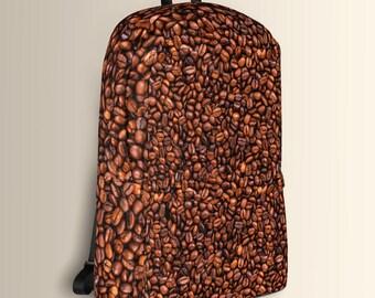 Coffee beans, Backpack