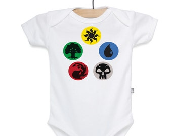 Magic the Gathering Bodysuit, Magic the Gathering Shirt, magic shirt, magic Bodysuit