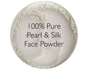 100% Pure Pearl & Silk Powder Face Powder Primer
