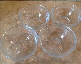 Royalex custard cups