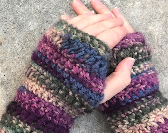 Fingerless Gloves - Handwarmers