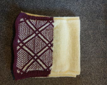 Scarf in beautiful Gairloch Pattern