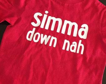 Simma Down Nah