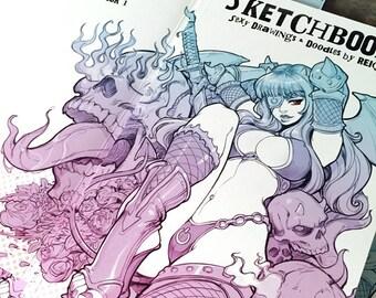 REIQ Sketchbook Vol 1