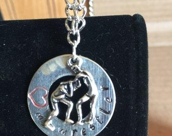 Love my weestler necklace