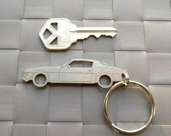 1970 Camaro Keychains