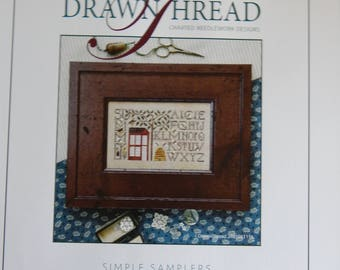 Simple Samplers Simply Summer by The Drawn Thread