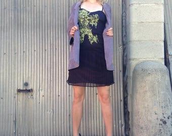 Lavender Vintage Blazer