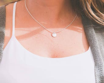 Necklace. CIRCLE