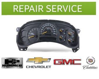 GMC Instrument Cluster Repair Service