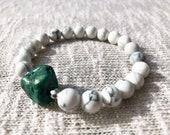 Natural Turquoise Bracele...