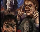 Evil Dead 2 Montage - A5 ...