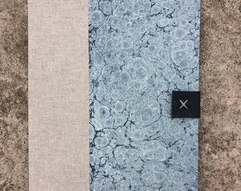"""8x10"""" Marbled Paper Artist Folio"""