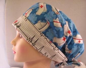 Women's Pixie Scrub Hat Nurse