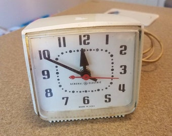 General Electric made in USA Clock