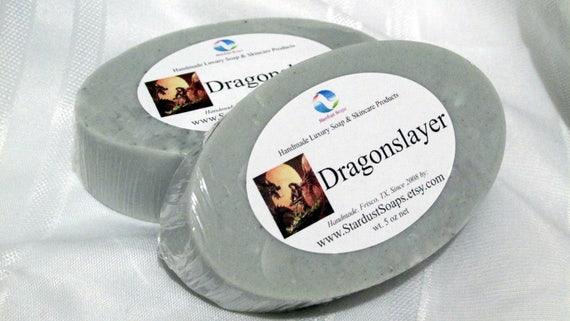 Dragonslayer - Masculine Bar Soap