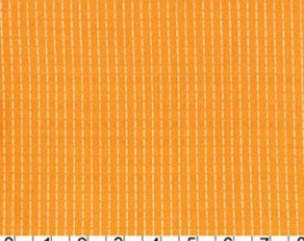 Lush - Running Stitch in Creamsicle by Patty Young for Michael Miller Fabrics