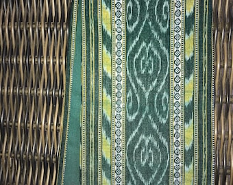 Reversible, green Clergy stole! Pastor stole, Minister stole for Ordinary time.  A perfect gift!