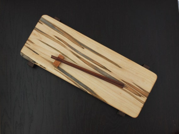 Ambrosia Maple  sushi board, cheese board or charcuterie board. Beautiful hostess, anniversary, wedding  or housewarming gift!