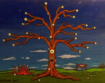 The Eyeball Tree