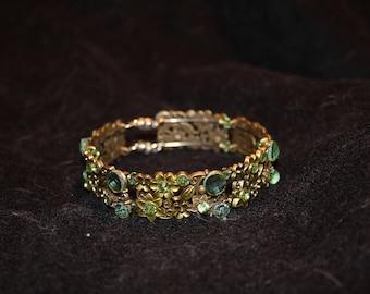 Envious Green Bracelet