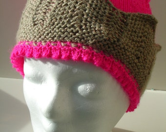 Benutzerdefinierte Princess Crown Mütze für Mädchen