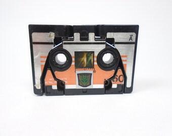 TRANSFORMERS BUZZSAW Mini Cassette Tape G1 Hasbro Transformers Decepticon JAPAN Action Figure