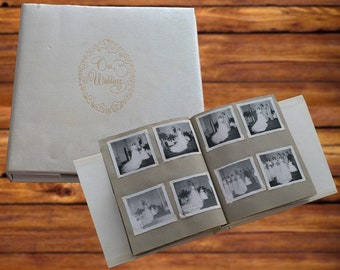 Preserve Your Wedding Album