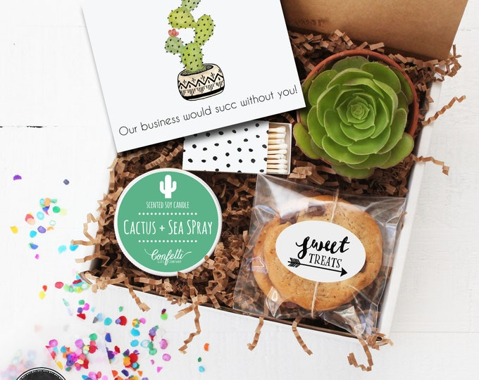 Our Business Would Succ Without You Corporate Gift | Customer Gift | Thank You Gift for Client | Employee Appreciation Gift | Executive Gift