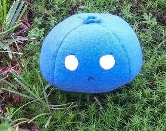 BLUEberry plush