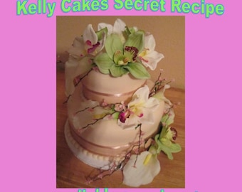 Kelly Cakes Secret Cake Recipe