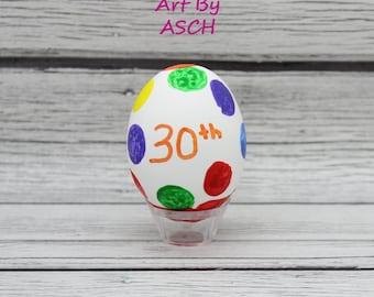 Birthday Confetti eggs, dozen Mexican Cascarones, party eggs, birthday favor, party favors, party decorations, party decor, rainbow